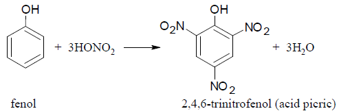 nitrarea-fenonului-trinitrarea