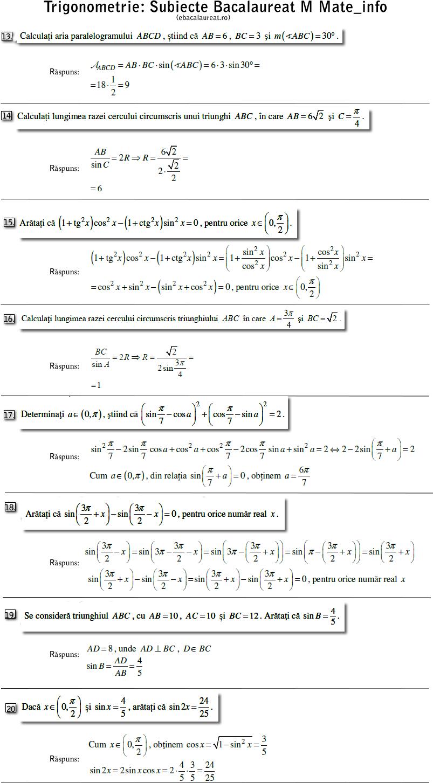 subiecte-rezolvate-matematica-bacalaureat-trigonometrie